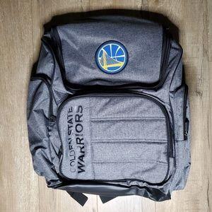 Golden State Warriors Backpack **BRAND NEW**